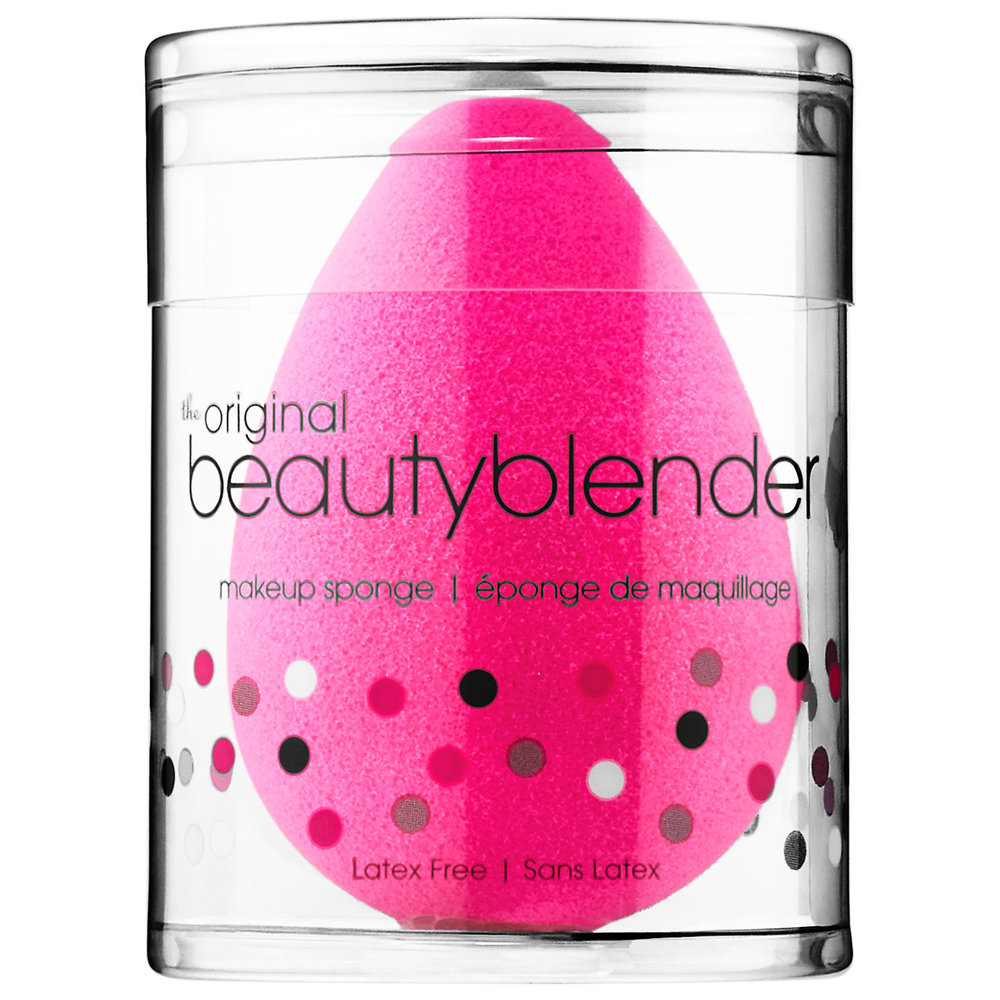 Beauty Blender - The makeup sponge that can do no wrong.