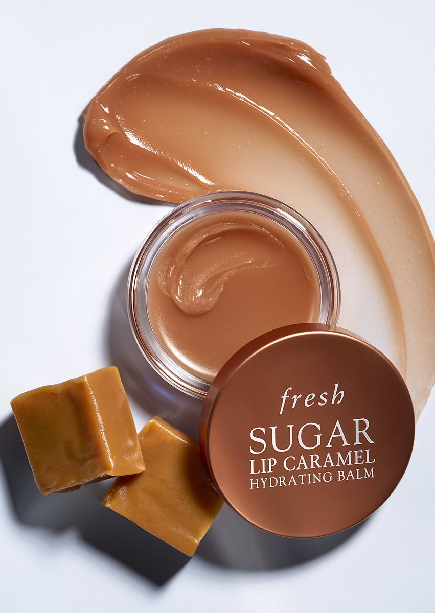 Sugar Lip Caramel Hydrating Balm by Fresh ($18) - Warning: You may be tempted to eat this entire jar of lip balm. This caramel-flavored moisturizing lip treatment is addicting plus it gives your lips the perfect velvety sheen. There's plenty of emollient oils too like apricot kernel, black currant seed, and grapeseed oils to help soften your lips. Basically everyone is going to want to kiss you so pucker up. #glazedandready