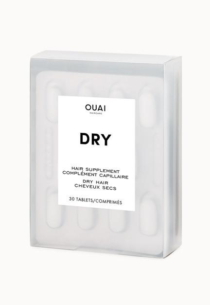 Dry Hair Supplement by QUAI ($28) - Okay, I'm going to preface this by saying that I'll probably NEVER need this product because my hair basically looks like I've taken a bath in olive oil on a daily basis, but for folks who suffer from brittle & dry hair during the winter months you should consider this daily pill regime. Kim Kardashian's hair stylist started this company and a supplement might just be the way to go. I'm definitely tempted to try out the OILY pills. It's an investment though as it takes a minimum of 90 days (aka more than $28) to see results. #betterthanoliveoilhair