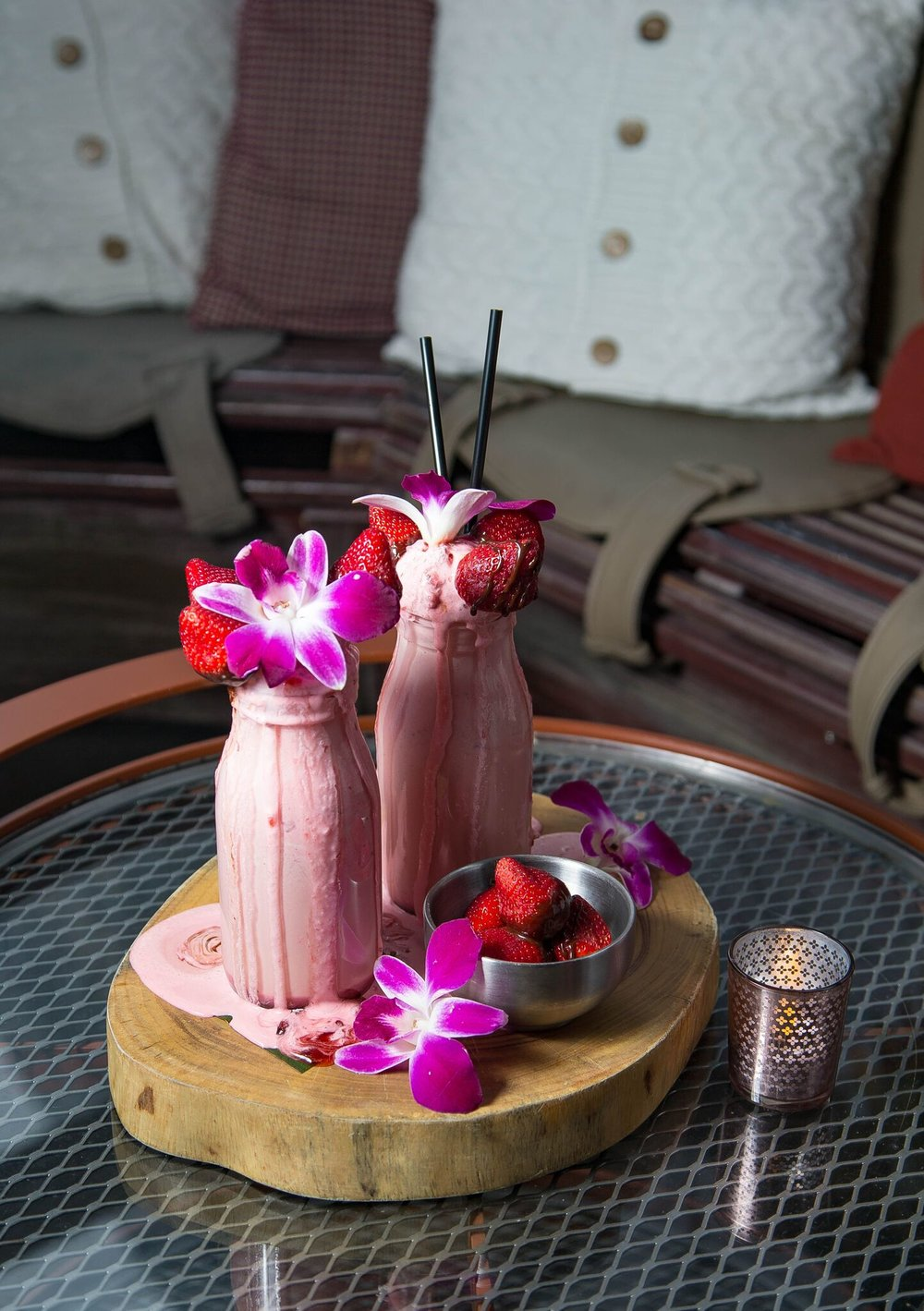 PHD Terrace at Dream Midtown's Berry Kiss Boozy Milkshake, $14_Photo Credit, Courtesy of Dream Midtown (1)_preview.jpg