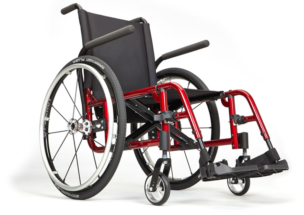 Ki-Mobility Catalyst 5 High-Performance Ultimate Lightweight Chair