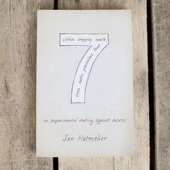 7 by Jen Hatmaker Book Review | Rachel Nordgren