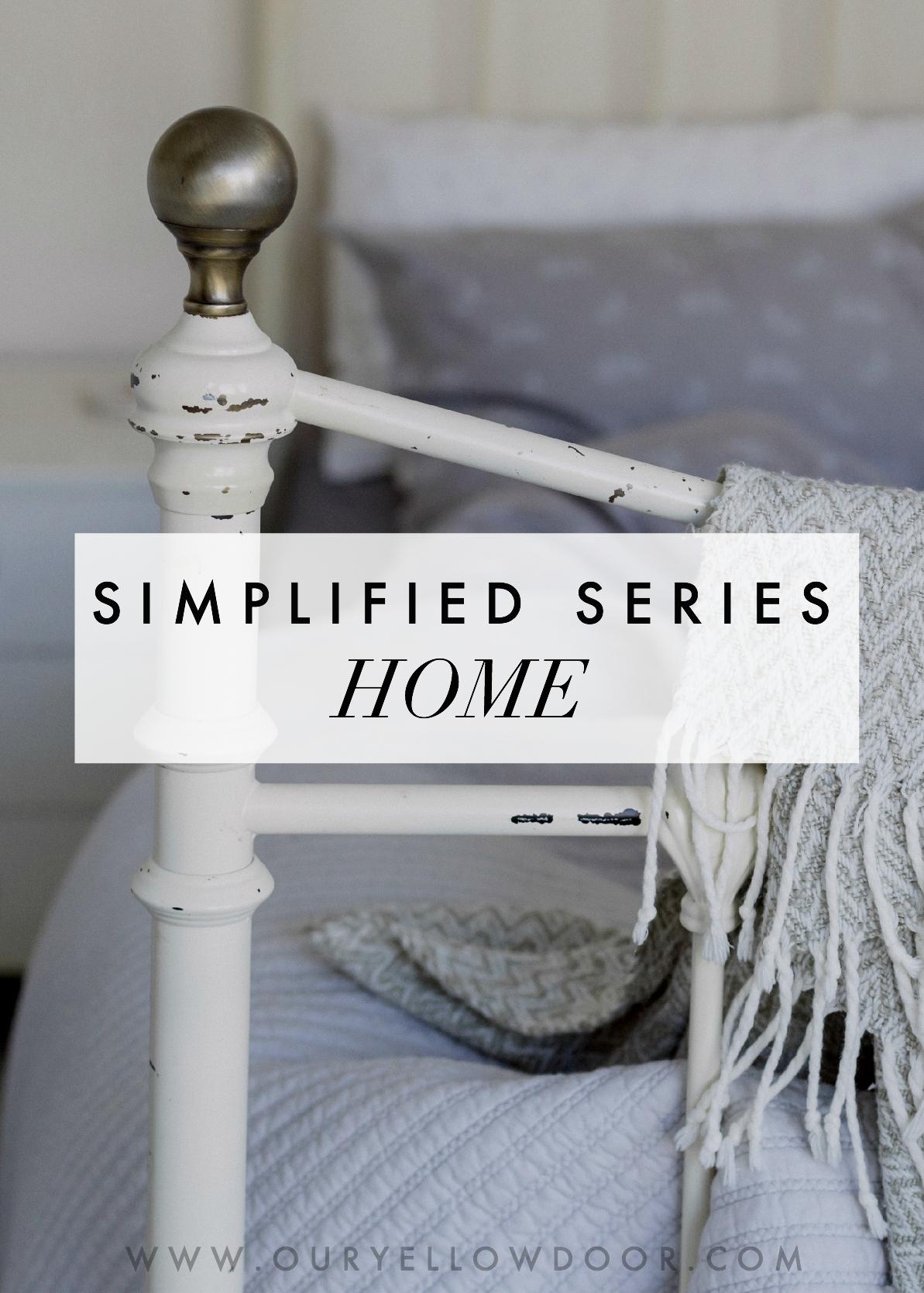Simplified Series Home