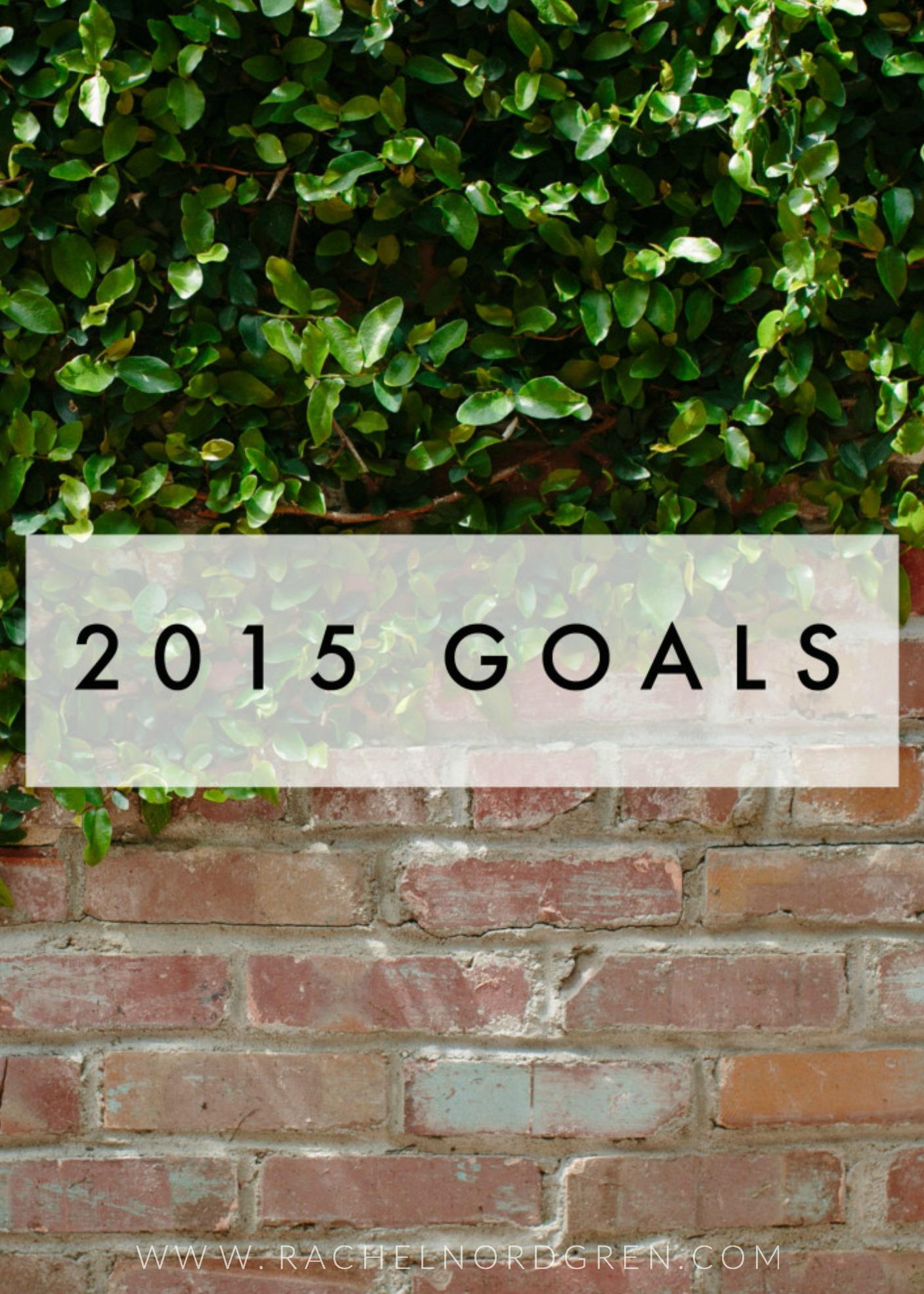 2015 Goal Setting with the Lara Casey PowersSheets | Rachel Nordgren