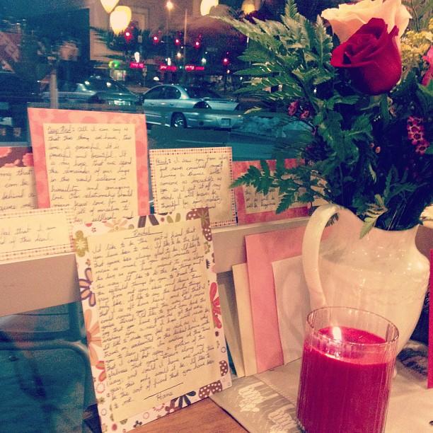 Our Engagement Story - Love Letters | Rachel Nordgren