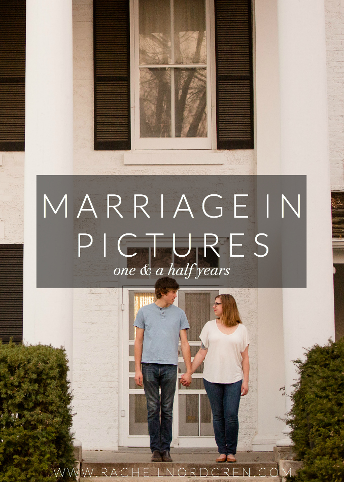 Marriage In Pictures | Rachel Nordgren