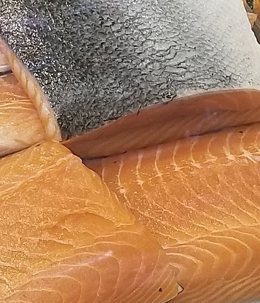 Farmed Faroe Island Salmon
