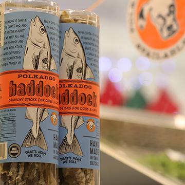 Polkadog Haddock Crunchy Sticks