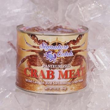 Wild Caught Crab Meat