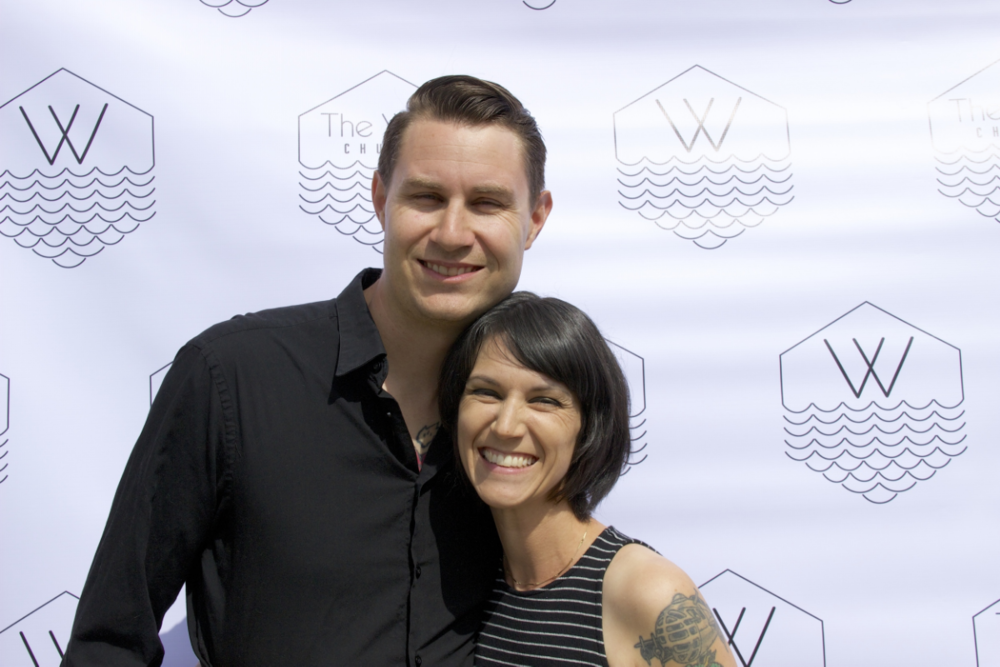 Elder Seth and Mandy Haak