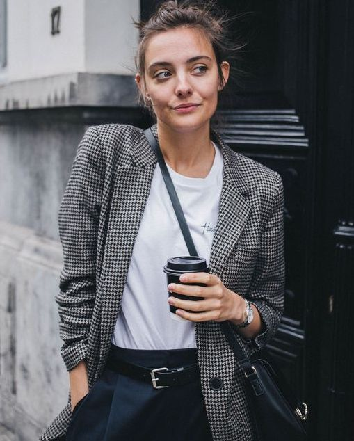 The Working Girl s Guide to Blazers — SIMPSTYLE 7efaccc8f0f8
