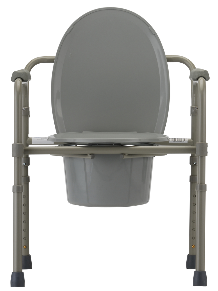 8700-R Folding Commode — South Bay Home Health Care