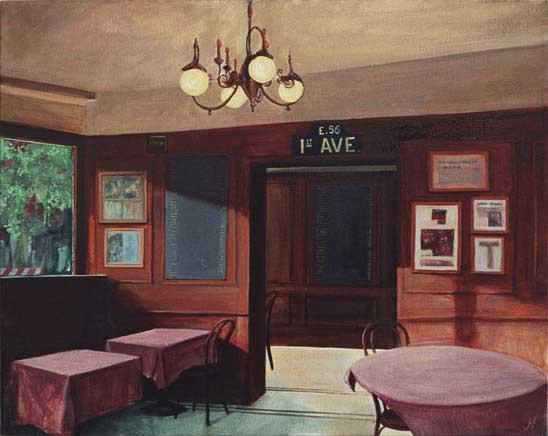 Billy's dining room
