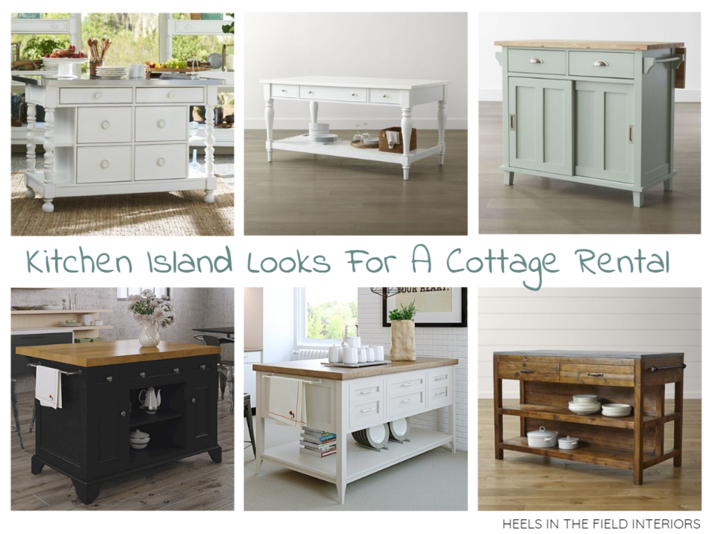 Cottage rental decorating ideas