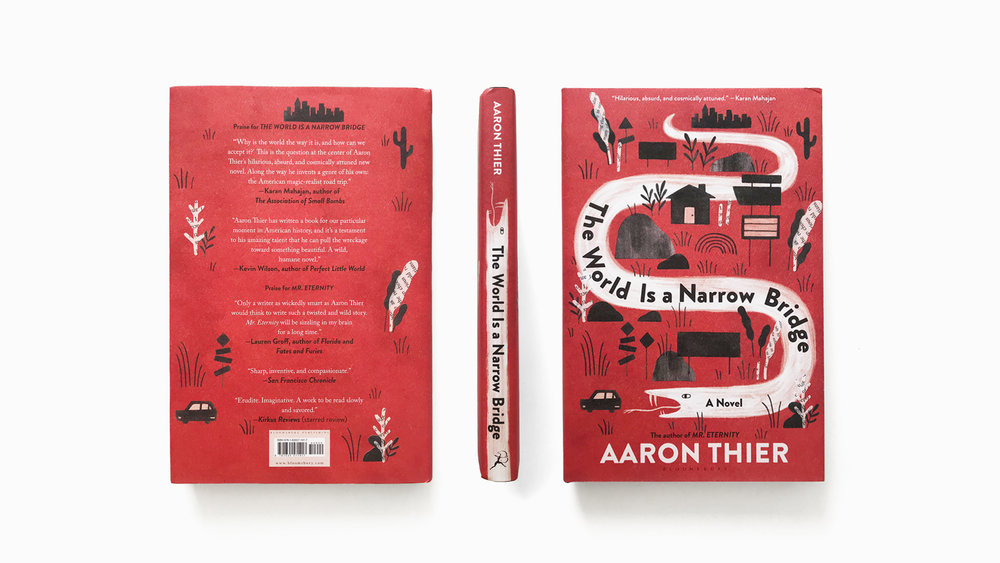 The World Is a Narrow Bridge  by Aaron Their | Bloomsbury Publishing