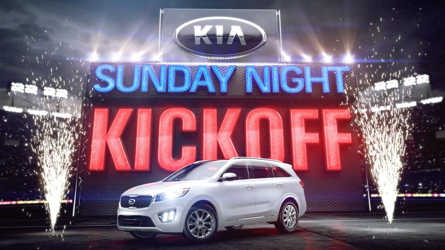 Sunday Night Kickoff      KIA