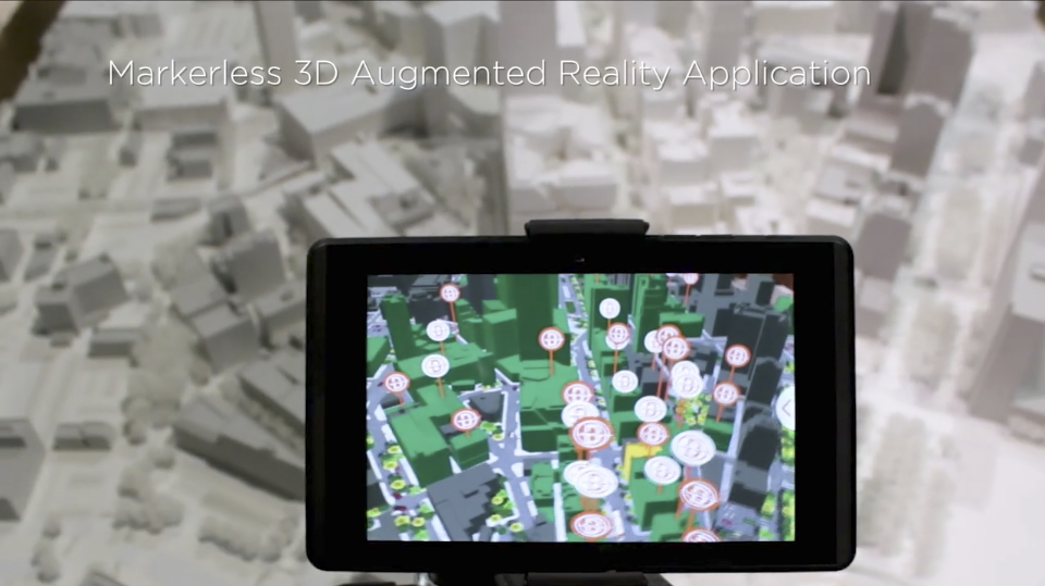 Augmented Reality City           BEDROCK DETROIT
