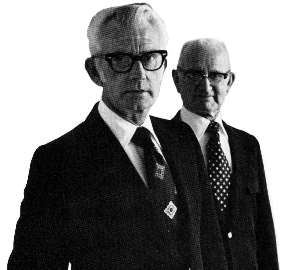 Our founders - Paul B Emerick and Paul E Emerick