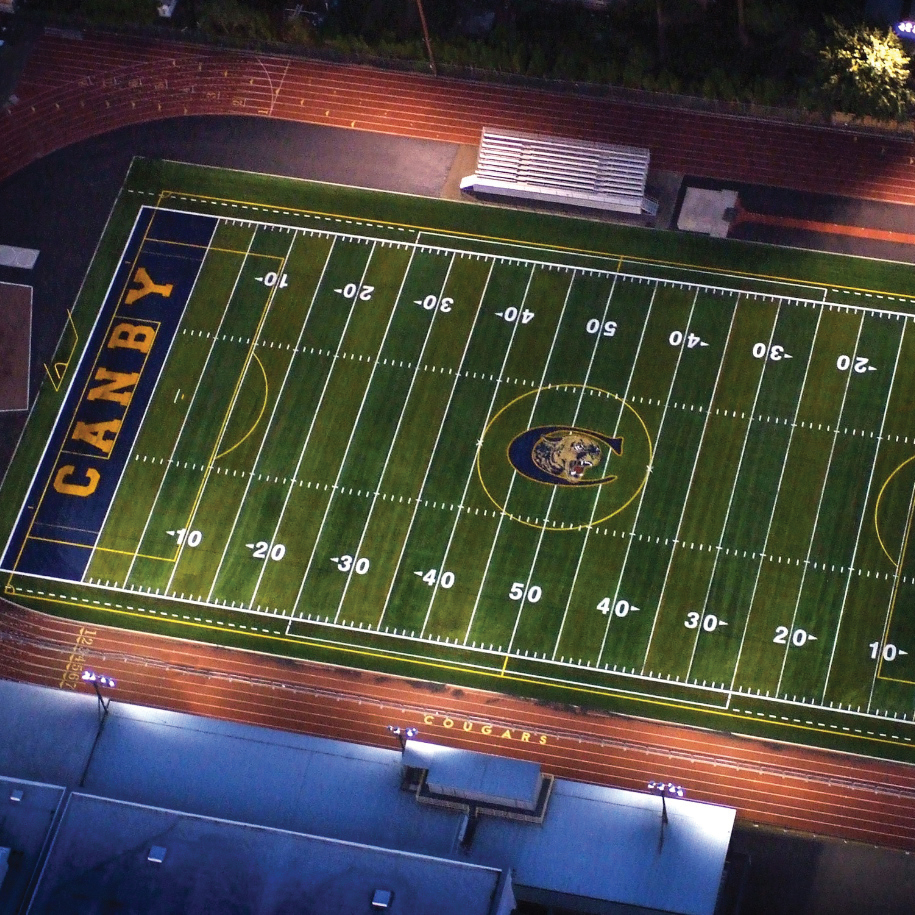 Canby HS Turf Replacement