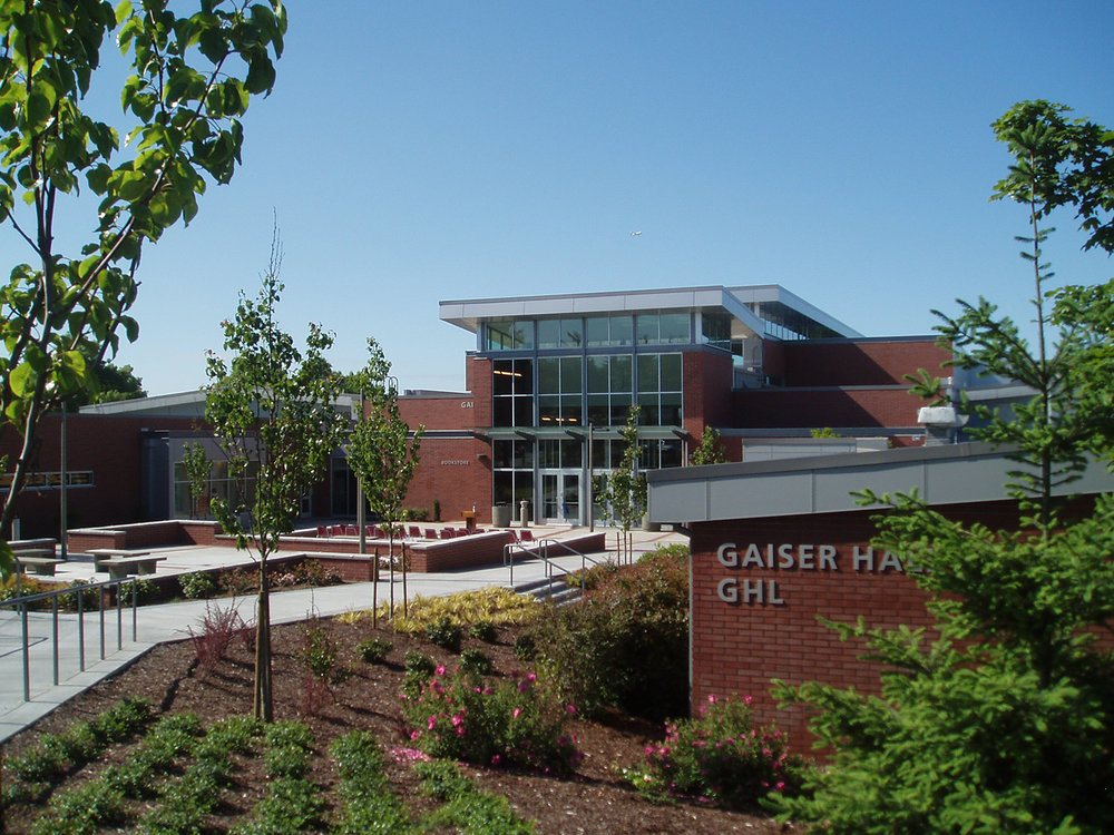 Clark College Gaiser Hall