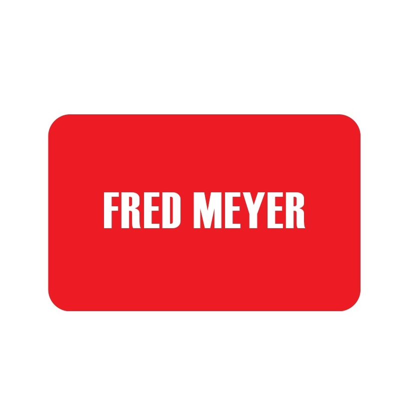 $25 Fred Meyer Gift Card