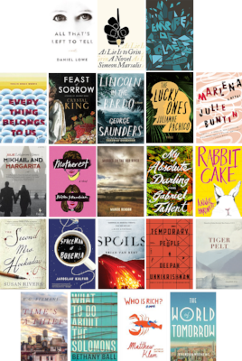 Center for Fiction - Long-listed for First Novel Prize