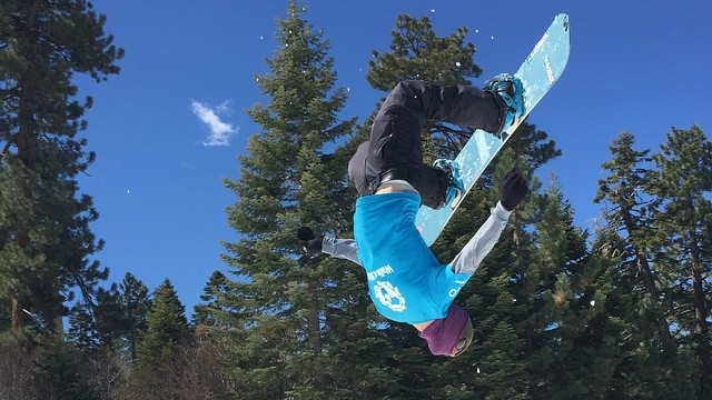 We offer Snowboard lessons as well! Call us during the Winter months to reserve a lesson