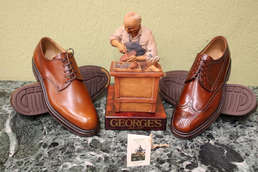 de de de a entero de becerro de de piso mano Zapatos entresuela duración forro hechos totalmente piel de larga goma calidad primera Piel cordones dwWFzT