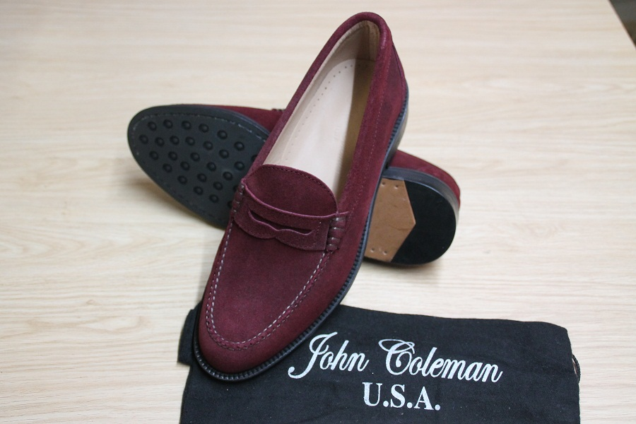 Mocasín JOHN COLEMAN U.S.A — Oruña 12bb3544b187