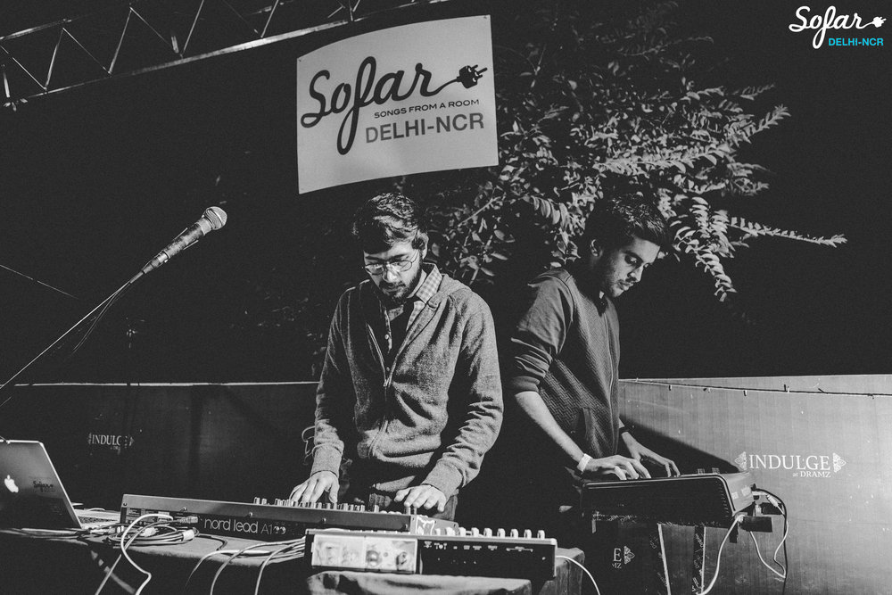 Burudu at Sofar Sounds