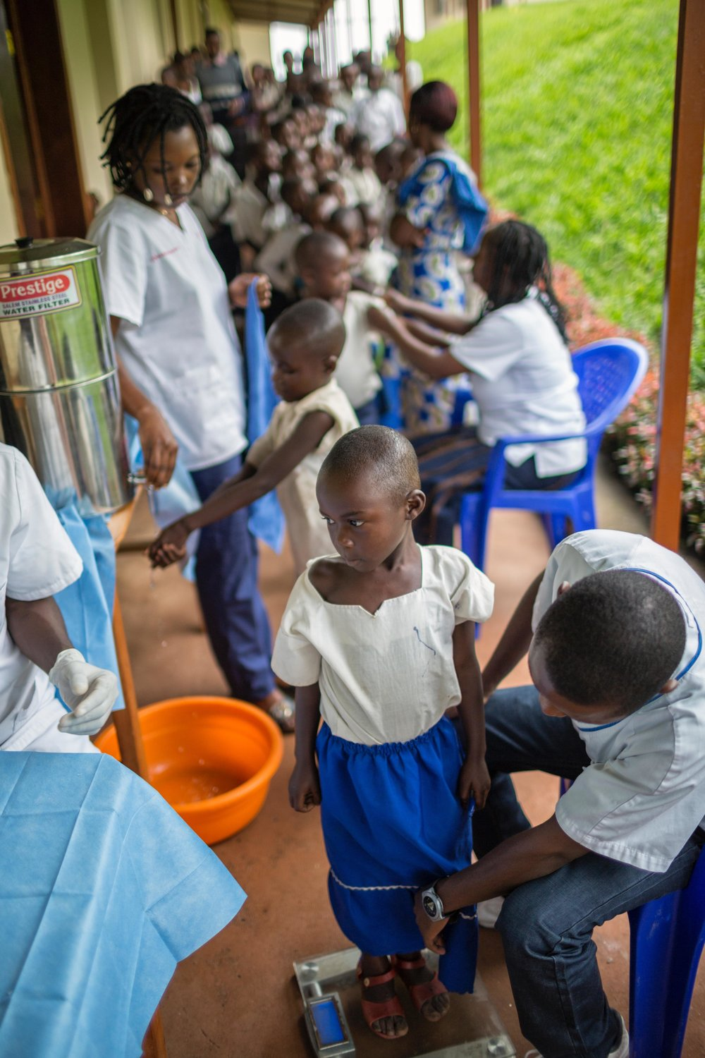 Following disease mapping in 2014 and 2014, DRC continues to see increased attention as a high priority country for the NTD Community. In order to achieve treatment goals, the END Fund will continue to seek additional funding and implementing partners.