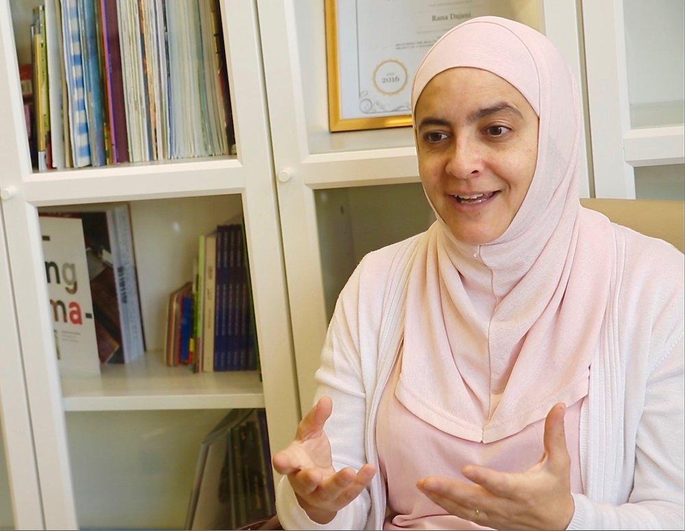 Dr. Rana Dajani