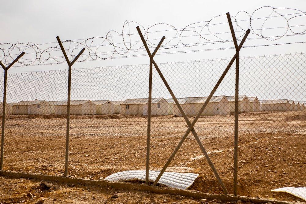 Azraq Camp