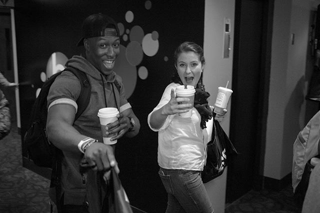 Lunch time in Nashville! Grab some food and coffee and be back at 1:30 #oneencampus