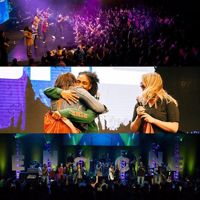 Our #oneencampus conferences were incredible. Shout out to all the campuses that were represented! Which campuses were there?