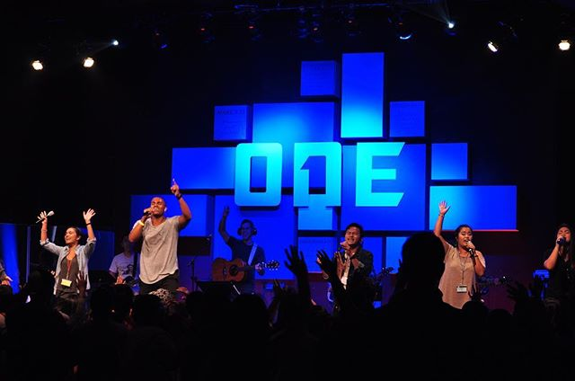 The first ever #OneENCampus youth conference just wrapped up in #Hawaii, over 20 students gave their lives to Christ!  The college conference begins tonight, exciting what God is doing on every campus // #ENCampus #everystudenteverycampus #EveryNation #everynationeverycampus