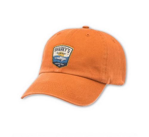 cd54fac8c9c DAD HAT- Mango — Sharky s Waterfront