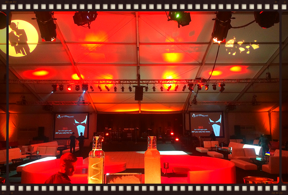 The Full Pike - An Event Production Services Company - Dynamic Stage Design