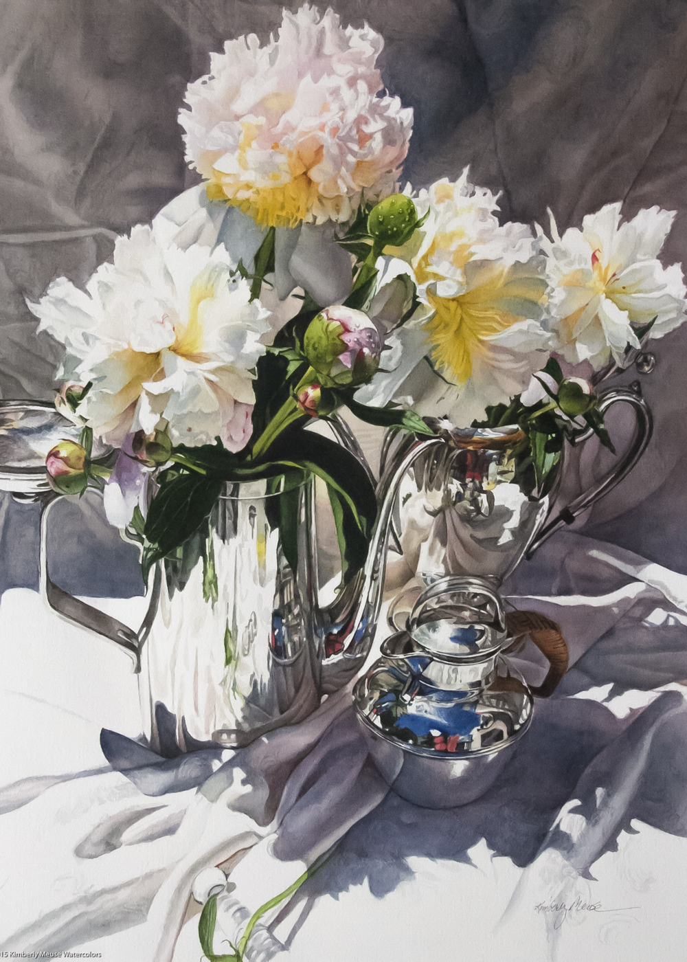 Kimberly Meuse Watercolors