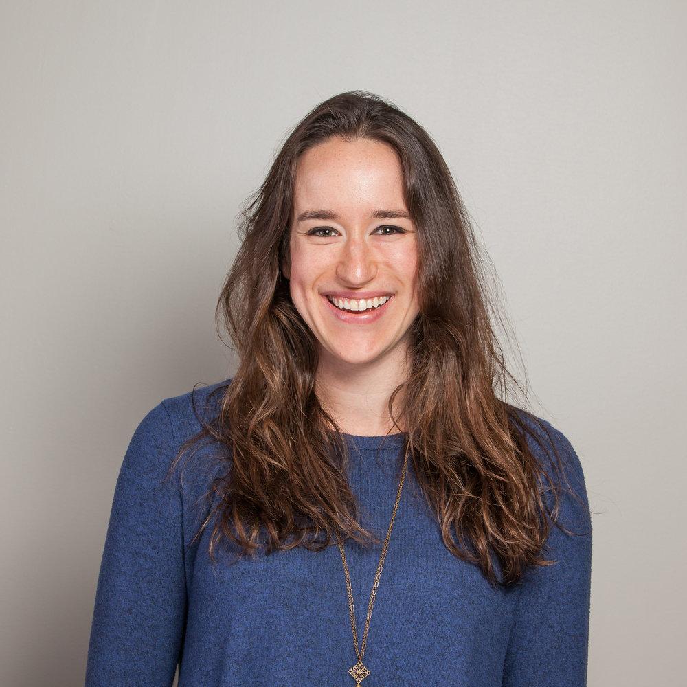 Jessica Schanzer: Sponsorship Lead