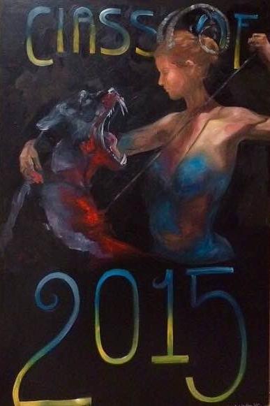 Class of 2015 Mural