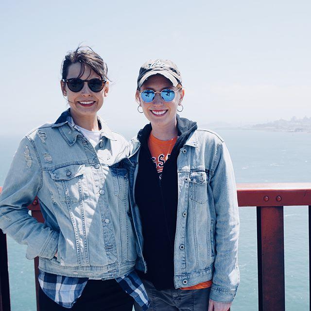 Wonderful week in San Fran 🌞  #sanfrancisco  #baytobreakers2018