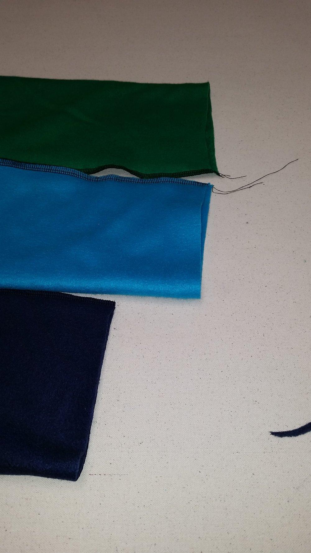 fold in half serge