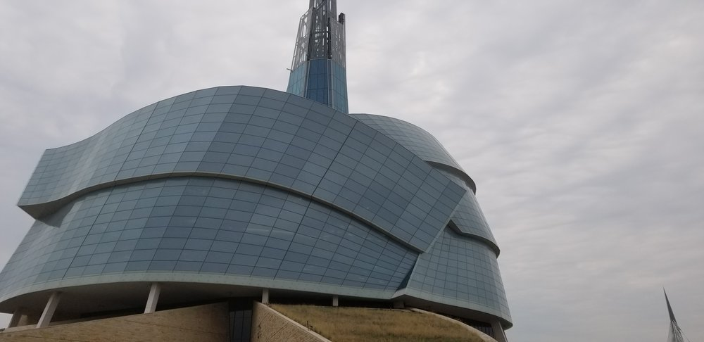 The amazing design of the Canadian Museum for Human Rights