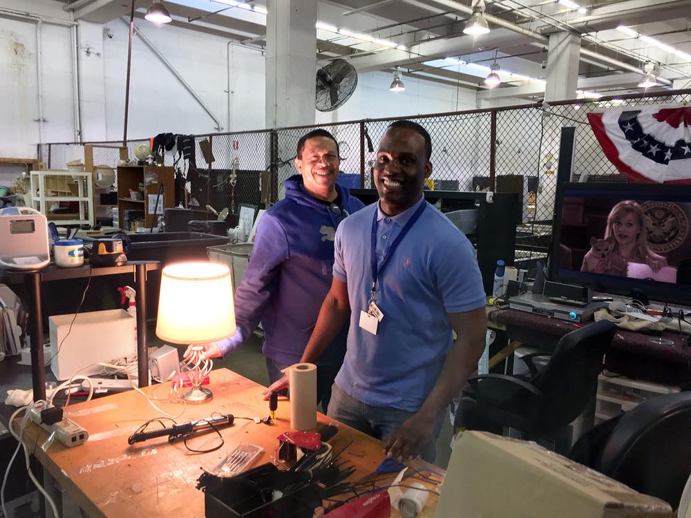 Storeroom - Electronics Testing and Repair Center