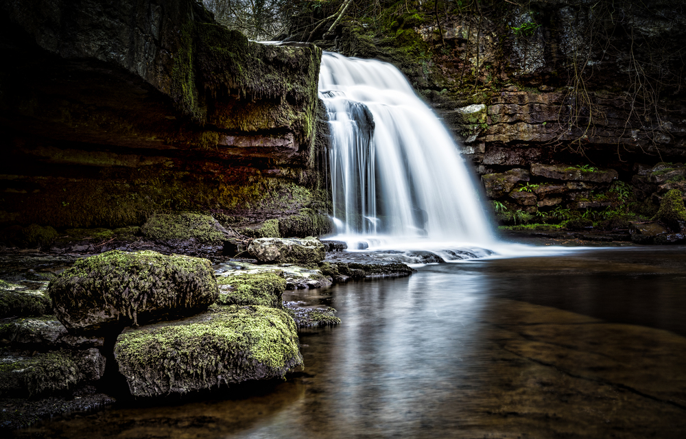 Cauldron Falls, Yorkshire Dales