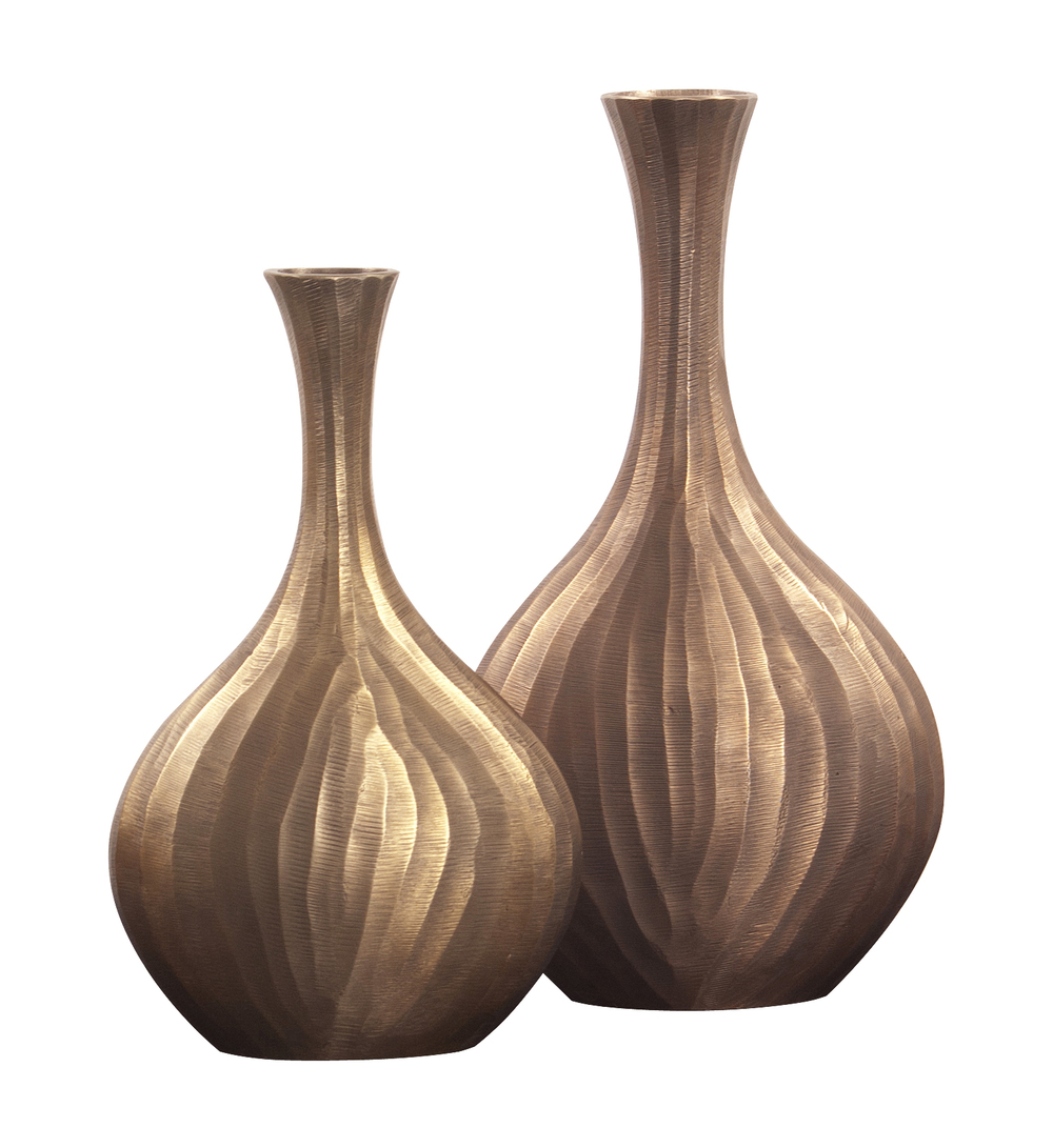 Chiseled Metal Bottles Click Image for Details