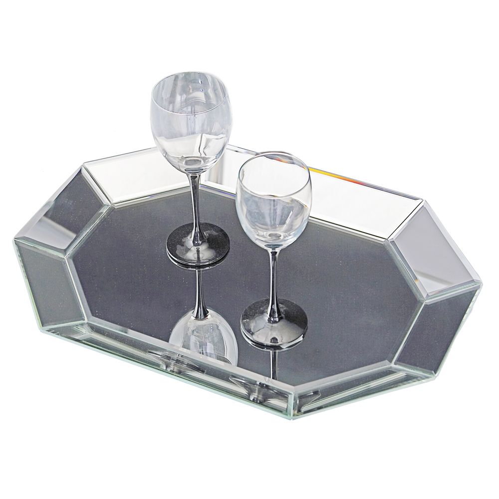 Decorative Mirrored Tray -  View Online >