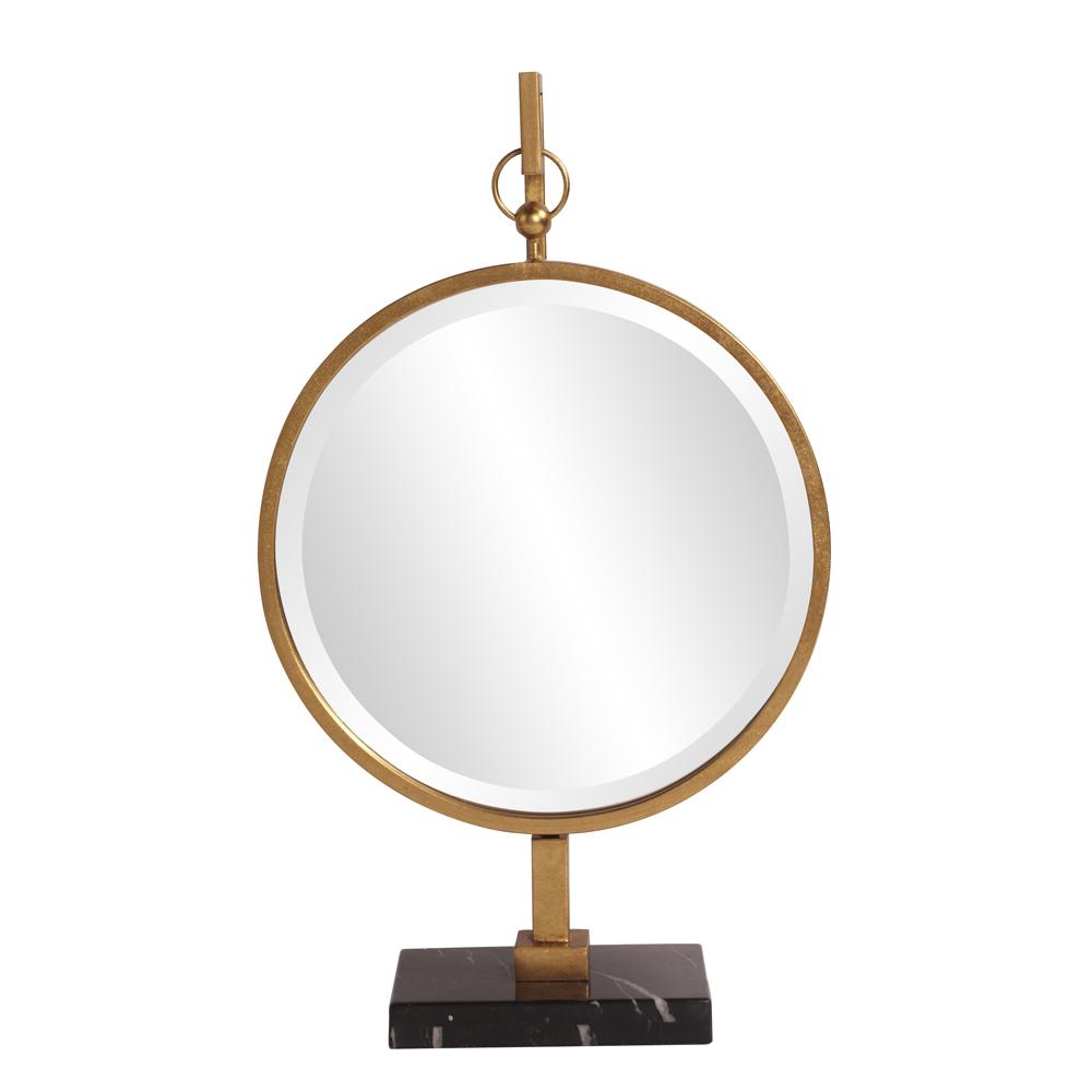 Medallion Mirror -  View Online >