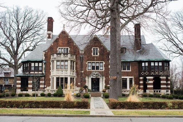 Fisher Mansion - Source:  Corey Damen Jenkins via Facebook